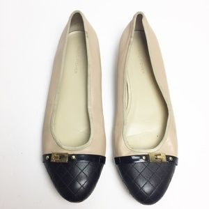 Marc Fisher   Jodita Quilted Classic Ballet Flats